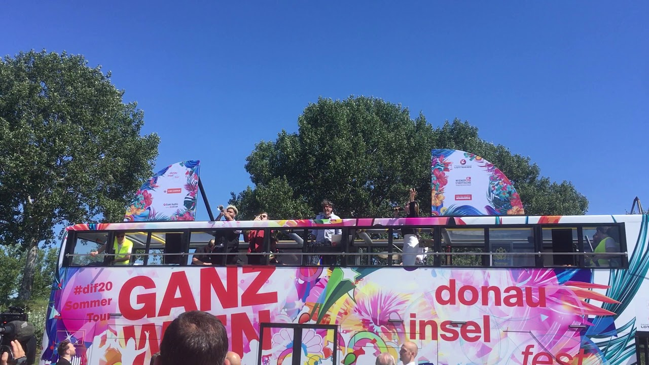 Donauinselfest Sommertour 2020 Gestartet Wiener Bezirksblatt